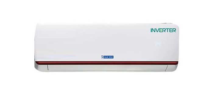 Wand airconditioner met invertertechnologie